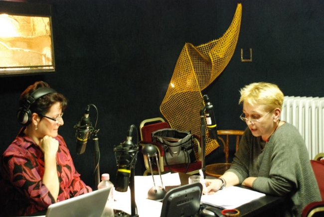 A kutatási eredményekről Nagy Katalinnal beszélget Gulyás Erika a Pacsirta Rádió Partvonal című műsorában